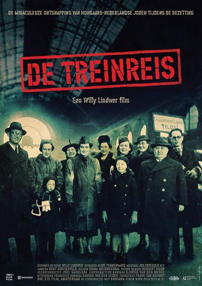 Filmvertoning: De Treinreis (2018)