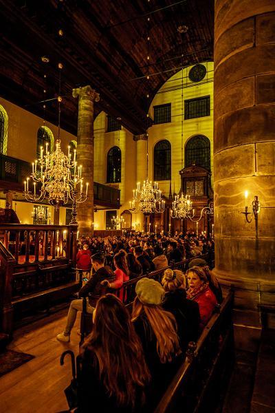 Candlelight Concert: Yehonatan Elazar & Christina Diaz