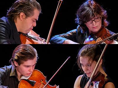 Candlelight concert: Zemtsov Viola Quartet