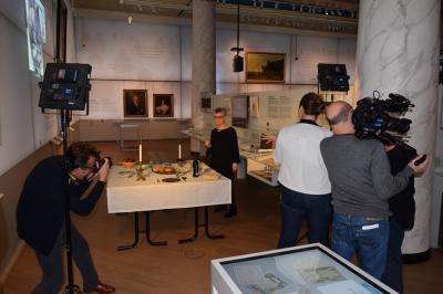 Geannuleerd | Documentaire: Vlooienburg, het hart van de Amsterdamse Jodenbuurt in de 17e eeuw (2020)