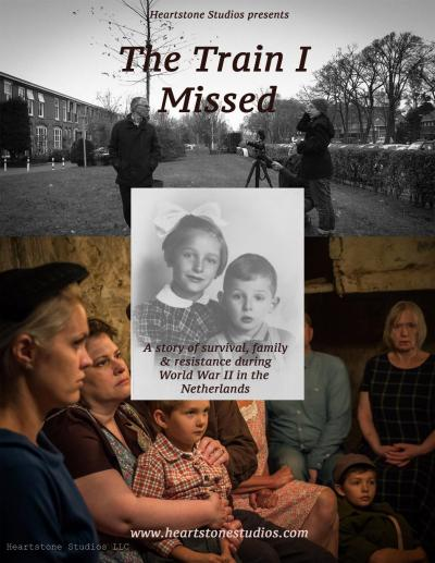 Filmvertoning + interview: Documentaire The Train I Missed (2019)