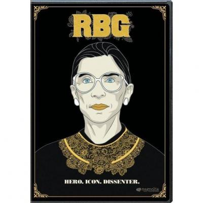 Documentaire: Ruth Bader Ginsburg (1933-2020), met inleiding