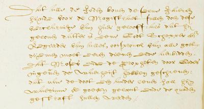 Lezing | De Remonstrantie van 1615: Hugo de Groot en de rechten van de joden